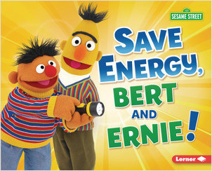 Cover: Save Energy, Bert and Ernie!