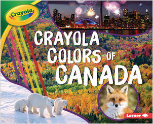 Cover: Crayola ® Colors of Canada