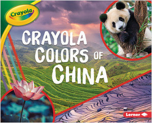 Cover: Crayola ® Colors of China