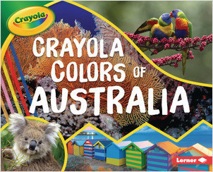 Cover: Crayola ® Country Colors — Paperback Set