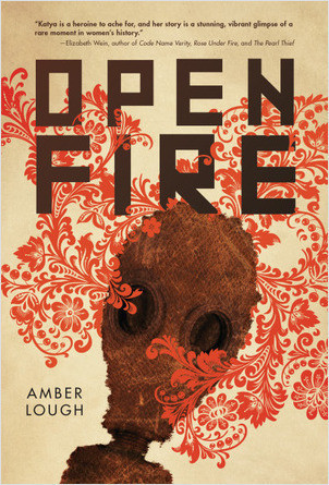 Cover: Open Fire