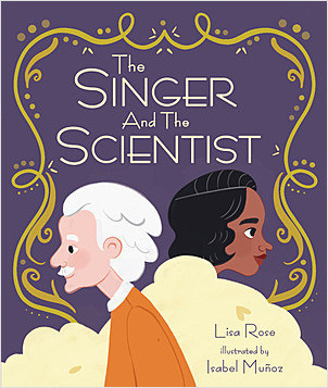 Cover: The Singer and the Scientist