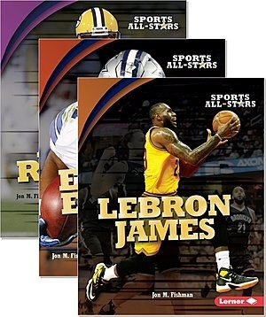 Cover: Sports All-Stars (Lerner ™ Sports) — Audisee®—On Level Set