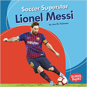 Cover: Bumba Books ® — Sports Superstars — eBook Set