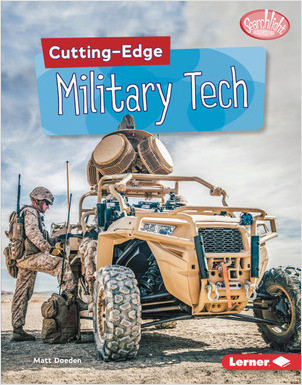 Cover: Cutting-Edge Military Tech