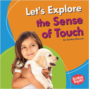 Cover: Let's Explore the Sense of Touch