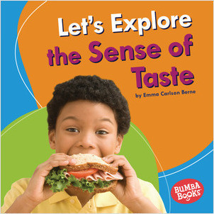 Cover: Let's Explore the Sense of Taste