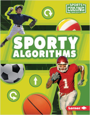 Cover: Sports Coding Concepts — Library Bound Set