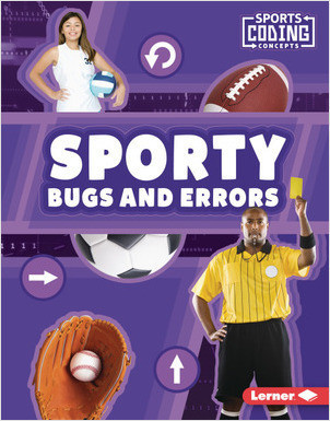 Cover: Sporty Bugs and Errors