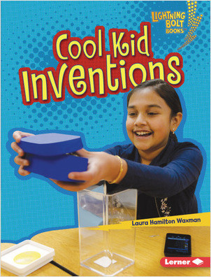 Cover: Cool Kid Inventions