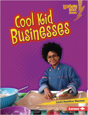 Cover: Cool Kid Businesses