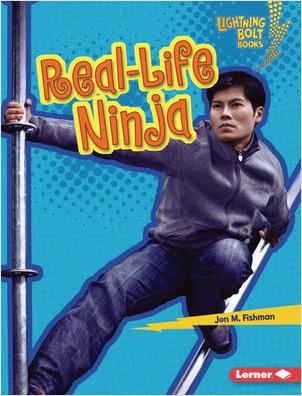 Cover: Real-Life Ninja