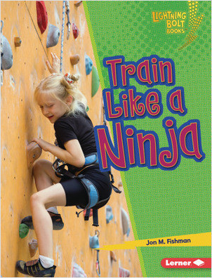 Cover: Train Like a Ninja