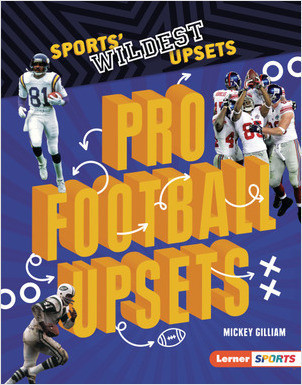Cover: Sports' Wildest Upsets (Lerner ™ Sports) — Library Bound Set