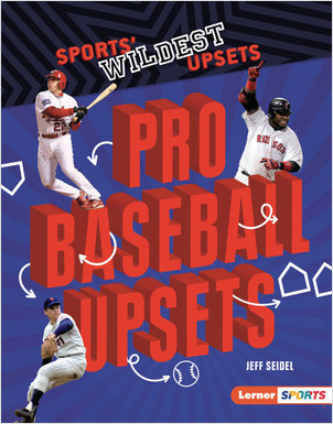 Cover: Pro Baseball Upsets