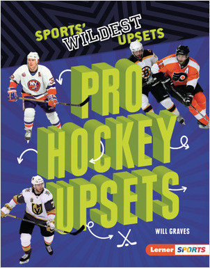 Cover: Pro Hockey Upsets