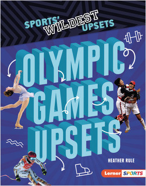 Cover: Sports' Wildest Upsets (Lerner ™ Sports) — eBook Set