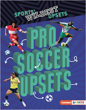 Cover: Pro Soccer Upsets