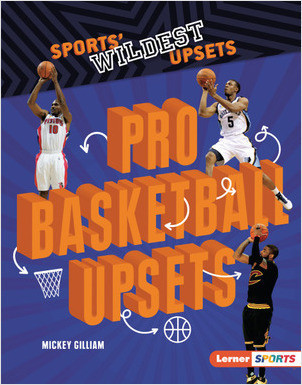 Cover: Pro Basketball Upsets
