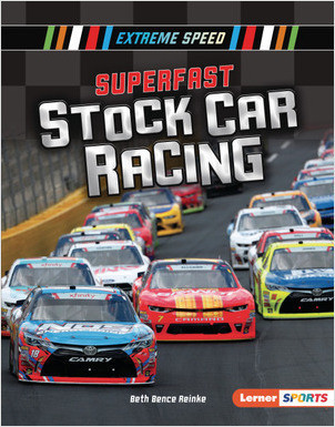 Cover: Superfast Stock Car Racing