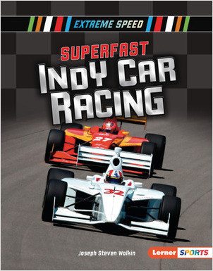 Cover: Superfast Indy Car Racing