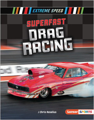 Cover: Superfast Drag Racing