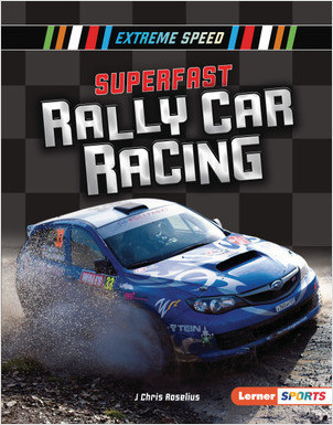 Cover: Superfast Rally Car Racing
