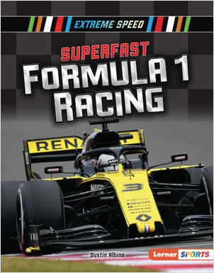 Cover: Superfast Formula 1 Racing