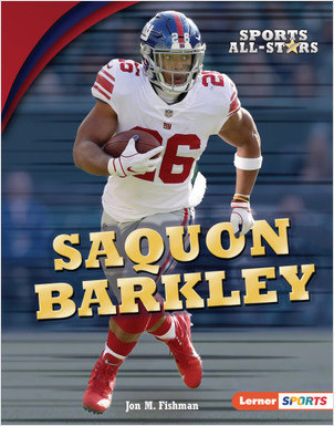 Cover: Saquon Barkley
