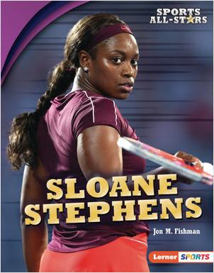 Cover: Sloane Stephens