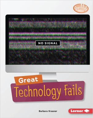 Cover: Great Technology Fails