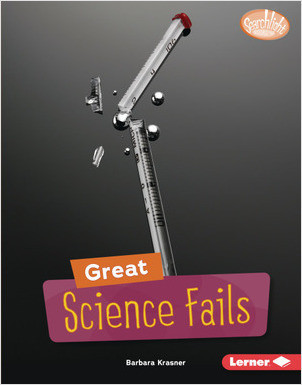 Cover: Great Science Fails