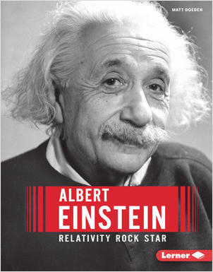 Cover: Albert Einstein: Relativity Rock Star