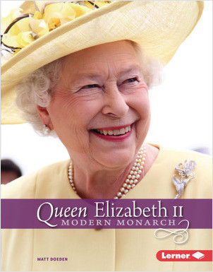 Cover: Queen Elizabeth II: Modern Monarch