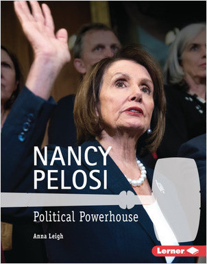 Cover: Nancy Pelosi: Political Powerhouse