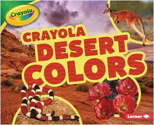 Cover: Crayola ® Desert Colors