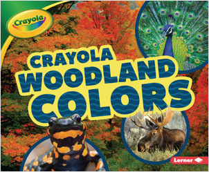 Cover: Crayola ® Woodland Colors