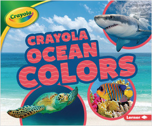 Cover: Crayola ® Ocean Colors