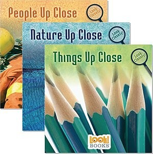 Cover: Look Closely (LOOK! Books ™) — Paperback Set