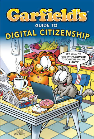 Cover: Garfield's ® Guide to Digital Citizenship