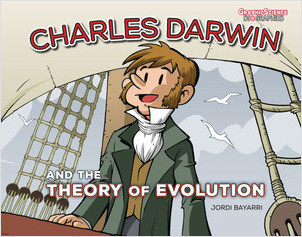 Cover: Charles Darwin and the Theory of Evolution