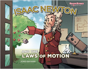 Cover: Isaac Newton and the Laws of Motion