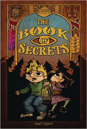 Cover: The Book of Secrets