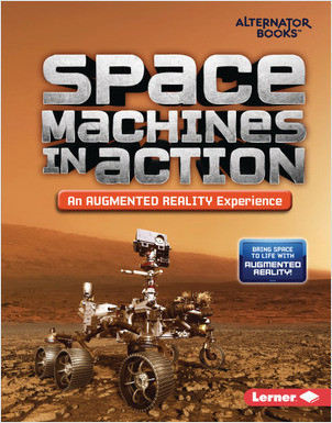Cover: Space Machines in Action (An Augmented Reality Experience)