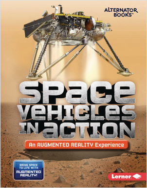 Cover: Space Vehicles in Action (An Augmented Reality Experience)