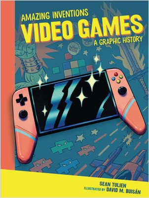 Cover: Video Games: A Graphic History