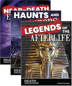 Cover: Death Uncovered — Library Bound Set