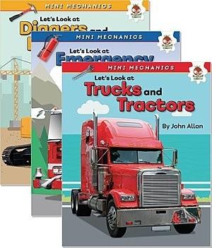 Cover: Mini Mechanics — Hardcover Set