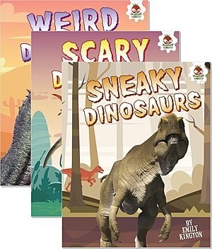 Cover: My Favorite Dinosaurs — Library Bound Set