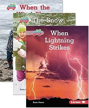 Cover: Let's Look at Weather (Pull Ahead Readers — Nonfiction) — eBook Set